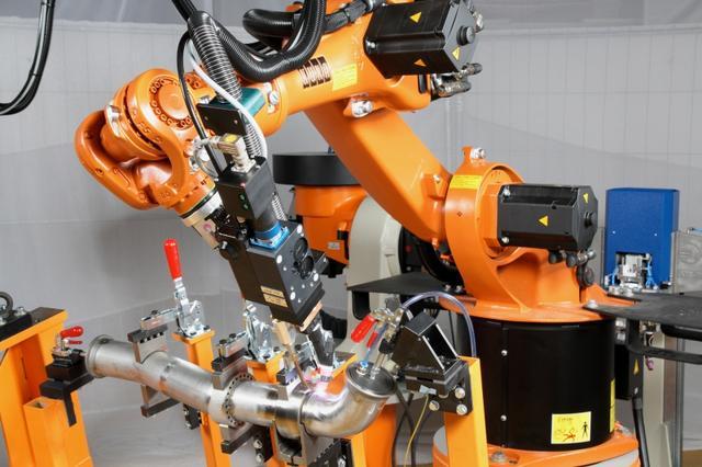 机器人如何助力制造业向工业4.0演进