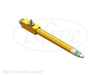 851ST300VS直线位移传感器,851ST300VS电感式半桥位移传感器