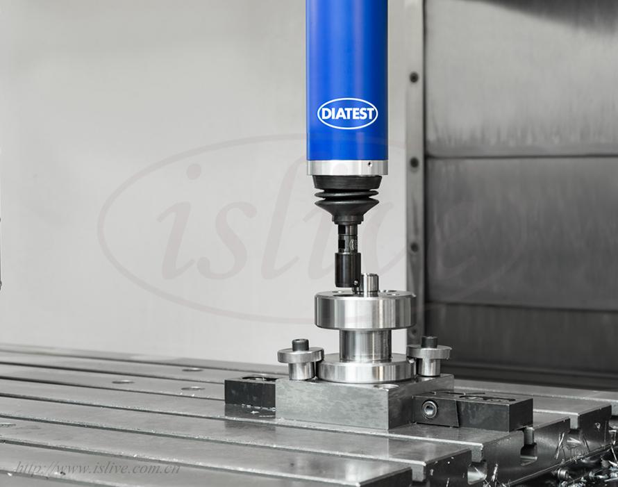 数控铣床全自动化内径测量-DIATEST测头的在机测量