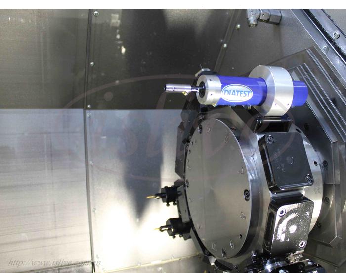 DIATEST的CNC机床的在机测量