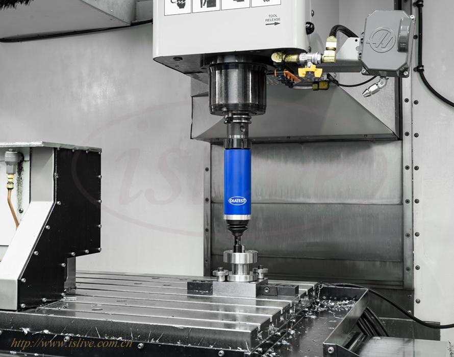 数控铣床全自动化内径测量(高精度的DIATEST测头BMD)