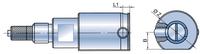 特殊形状孔径测头