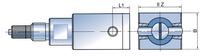 特殊平行槽测头