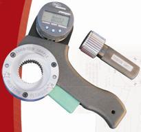 AVML1X1带台架和指针千分表的外齿量仪